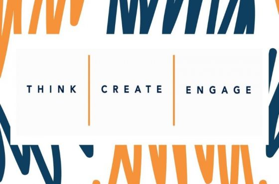 THINK, CREATE AND ENGAGE