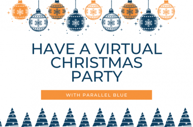 Have a Virtual Christmas Party