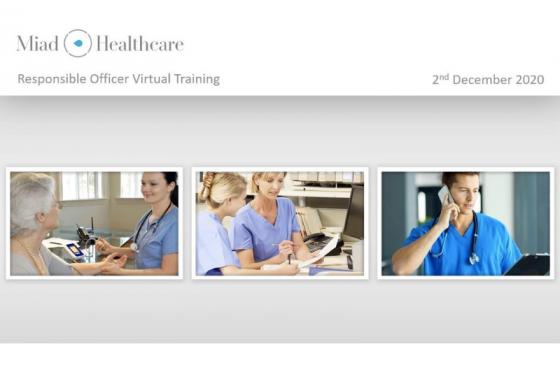 Virtual Training Event