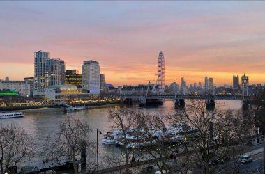 London Seen as 'Safer Bet'