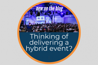 Thinking of delivering a hybrid event?
